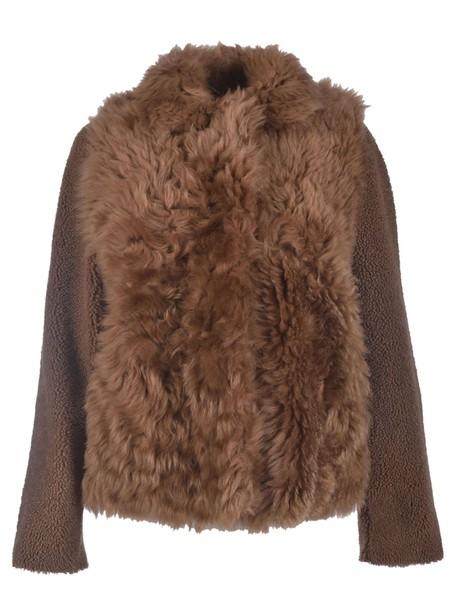 jacket shearling jacket