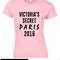 Victorias secret paris 2016 tshirt