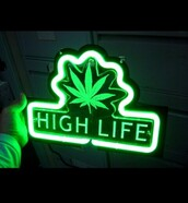 home accessory,light,green,weed,i need this help,tree