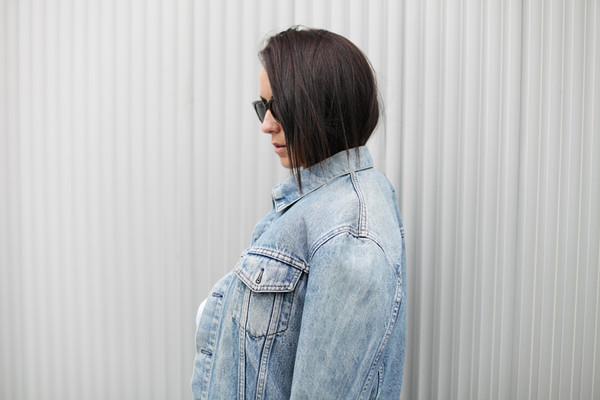 lucitisima blogger jacket sunglasses