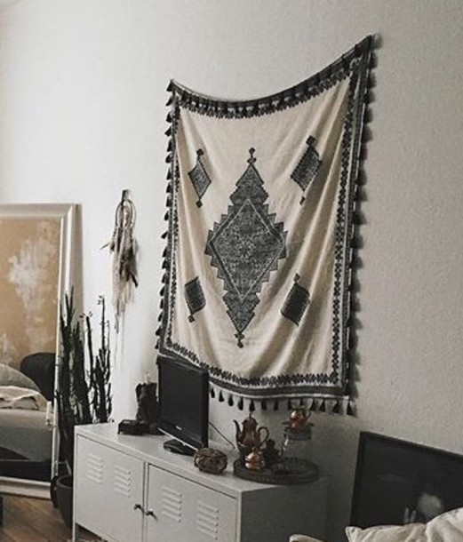 Hang Blanket On Wall home accessory: tapestry, tapestry, wall tapestry, tapestry
