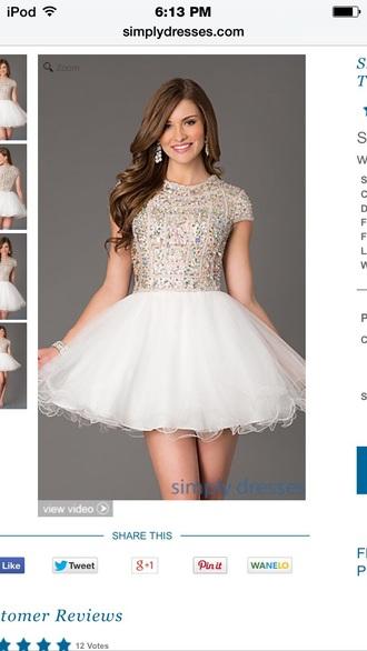 dress beaded