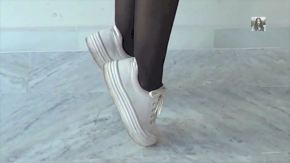 simple shoes indie grunge creepers
