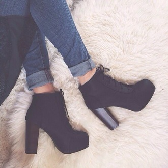 shoes love cool black white emo high heels black shoes