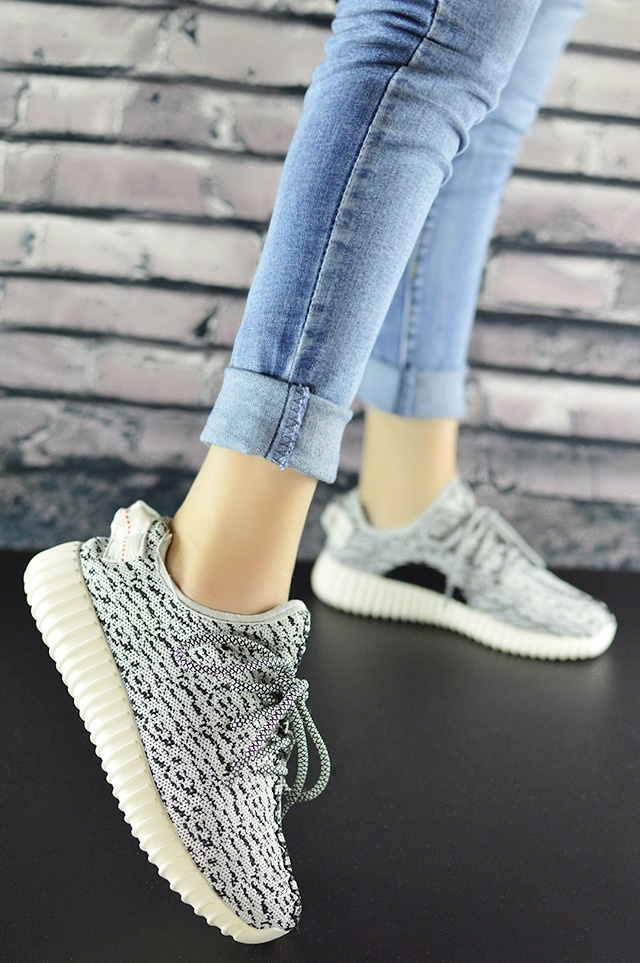 Fast Shipping with box 2015 Men and women s Fashion Kanye west ... d2b497237b