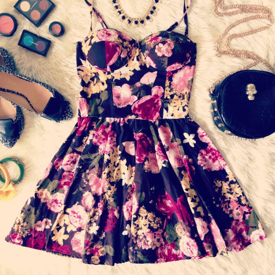 Sweet ingrid bustier dress from lovelaceys on storenvy