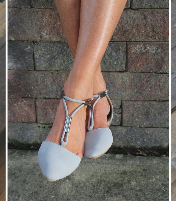 shoes blue teal teenagers elegant shoes flats need  musthave spring summer adorable outfit cute strappy casual pop art pointed toe