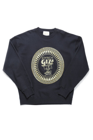 GIZA SHIELD CREW / BLACK - JOYRICH Store