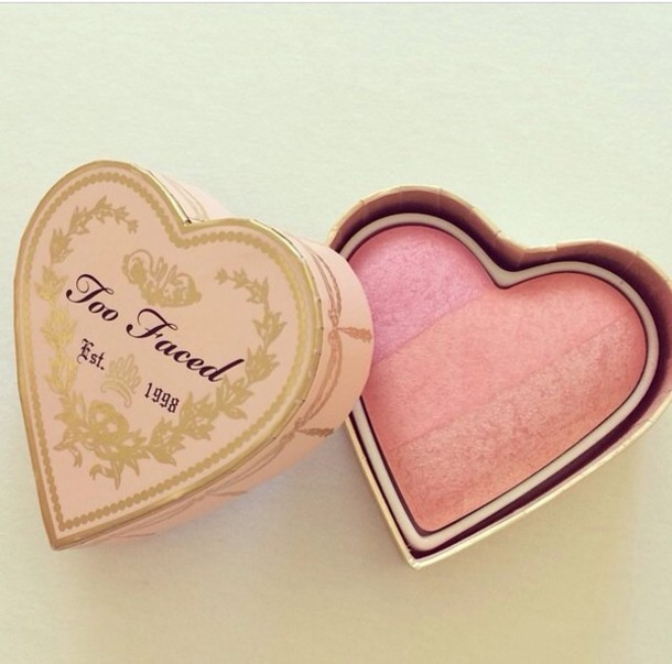 make-up too faced makeup blush cheek blush