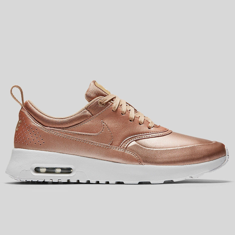 pre order special sales really comfortable NIKE WMNS AIR MAX THEA SE METALLIC RED BRONZE SUMMIT WHITE ...