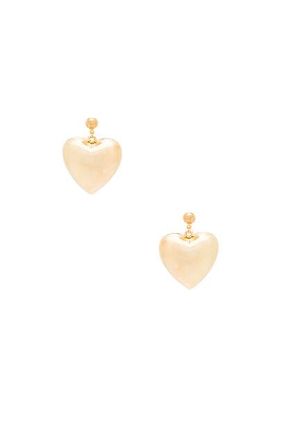 Frasier Sterling earrings metallic gold jewels