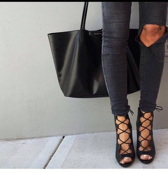 shoes kylie jenner black heels style high heels black high heels