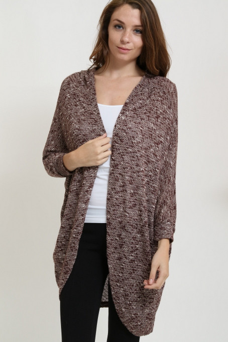 Ellen Open-Knit Cardigan
