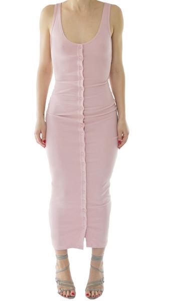 GABY II DRESS- CANDY PINK