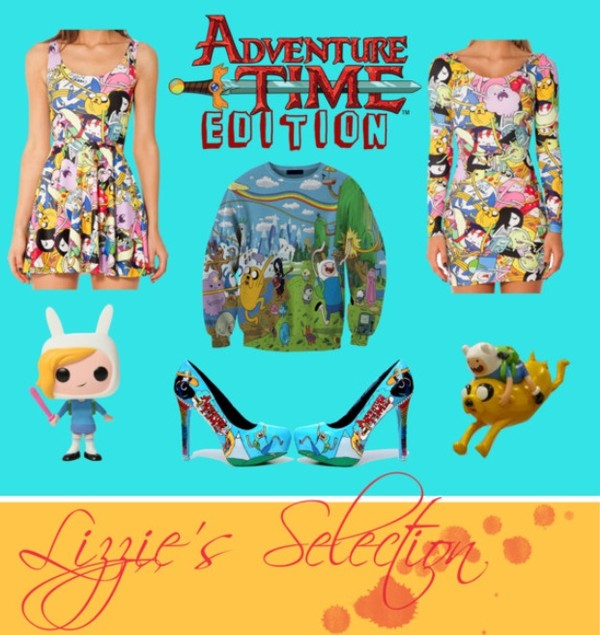 dress adventure time dress sweater heels adventure time heels adventure time adventure time sweater