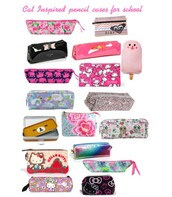 home accessory,pencil case,kawaii,kawaii accessory,girly,school supplies