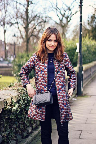 the little magpie blogger jacket shoes bag