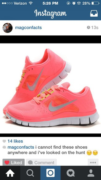 nike running shoes nike shoes pink