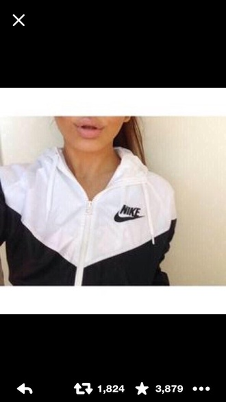 jacket windbreaker nike jacket nike women nike nike running nike sweater coat