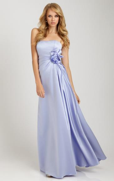 Online Light Blue Bridesmaid Dress BNNAD1151-Bridesmaid UK
