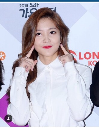 make-up yeri red velvet red velvet yeri sm smtown korean fashion kdrama idol teenagers korean style k-pop kpop idol