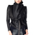 SKINGRAFT | SHOP | DRAPED SHEARLING  JACKET