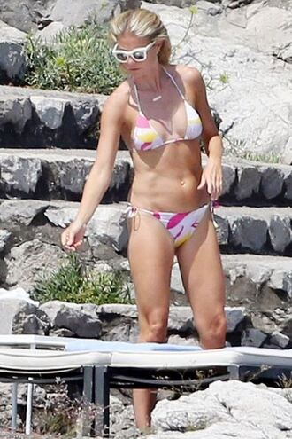 swimwear bikini bikini top bikini bottoms summer gwyneth paltrow