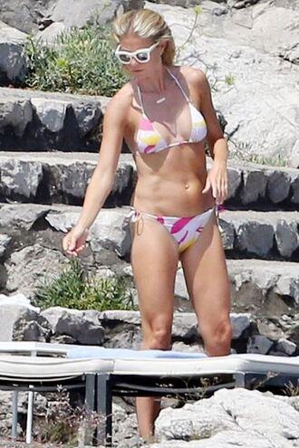swimwear bikini bikini top bikini bottoms summer gwyneth paltrow