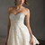 Beaded Strapless Lace Short White Homecoming Dress [White Mori Lee 9242] - $165.00 : Prom Dresses 2014, Homecoming Dresses 2014