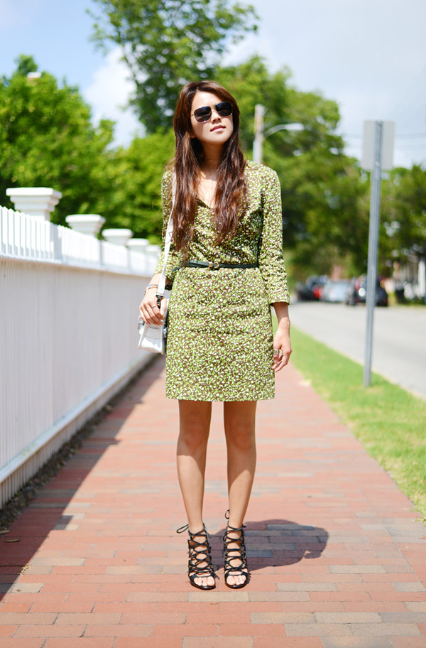 behind the seams dress bag sunglasses