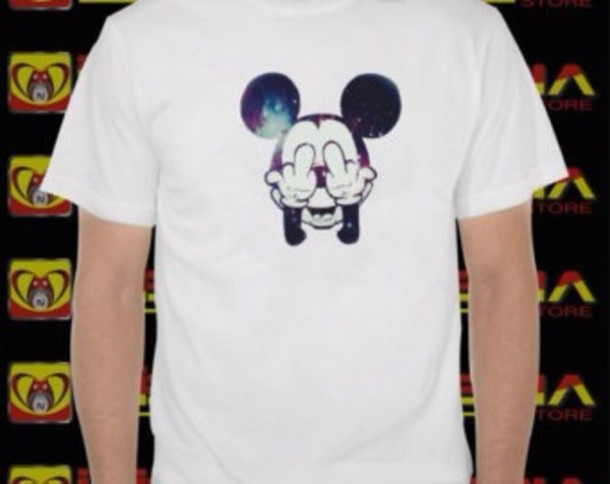Mouse t Shirt Shirt Mickey Mouse Flipping