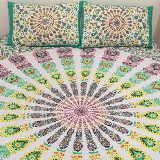 home accessory bohemian duvet cover