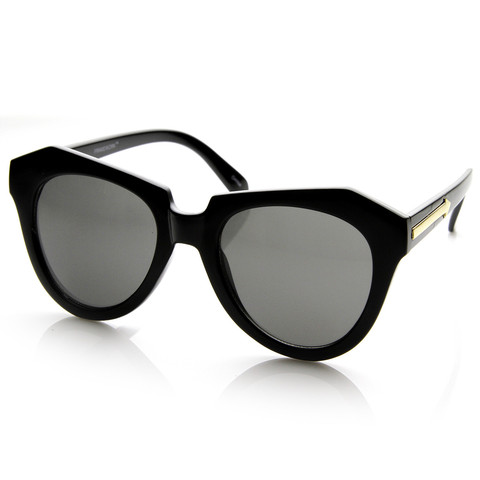 Oversize Designer Inspired Womens Fashion Sunglasses 8445                           | zeroUV