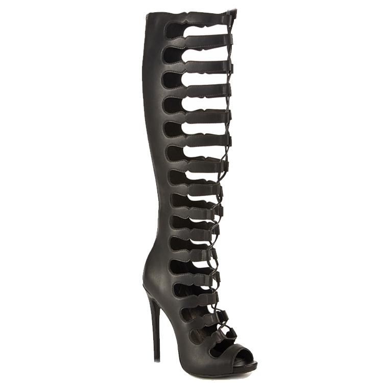 Zigi Soho MARY BETH Gladiator Sandals in Black – FLYJANE
