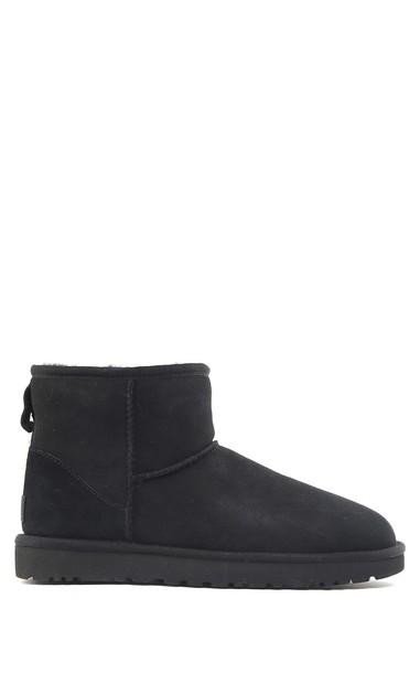 Ugg shearling boots mini classic shoes