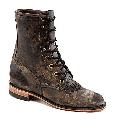 Justin Boots Roper Lace-Up Boots | Dillards.com