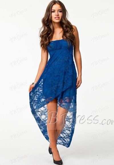 blue sexy blue dress tbdress-club dress