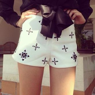shorts cute high waisted shorts style fashion