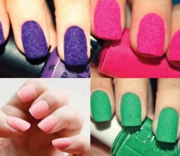 coat nails nail polish