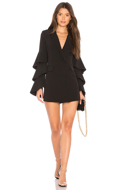 NBD dress black