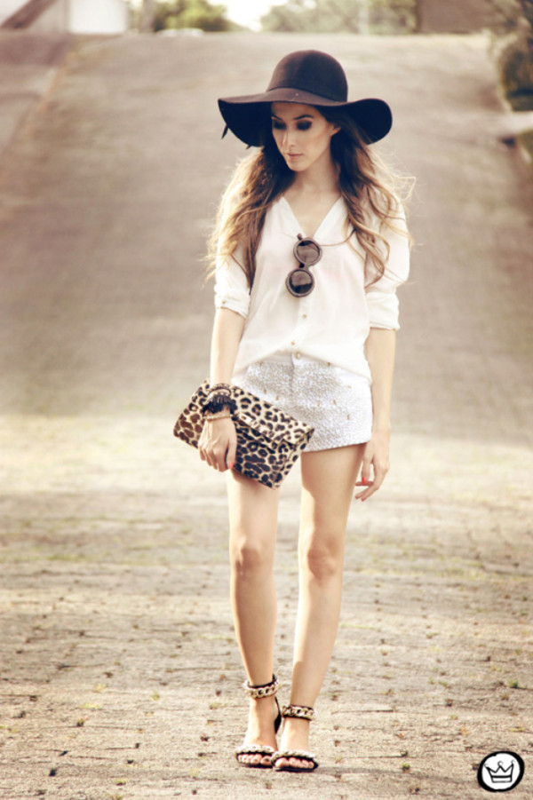 fashion coolture shorts shirt hat shoes