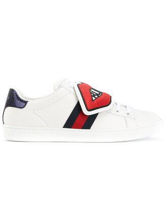 women love sneakers leather white shoes