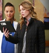 jacket,black jacket,grey's anatomy,quilted,meredith grey,ellen pompeo,black,full zip