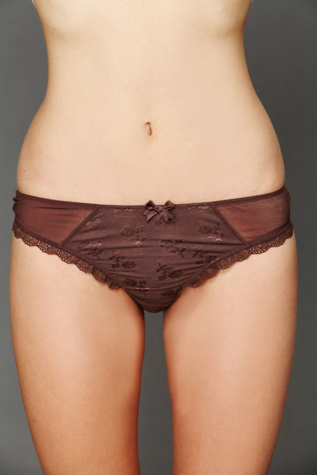 intimately womens lacey thong