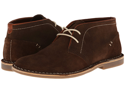 Steve Madden Durvish Brown Suede - Zappos.com Free Shipping BOTH Ways