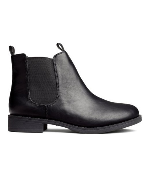 shoes boots ankle boots booties slip on shoes slip on shoes slip on boots black boots matte matte boots matte black matte black boots short short boots short black boots black boots leather black chelsea boots