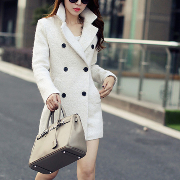 Long Winter Coat For Girl | Down Coat