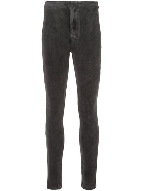 jeans skinny jeans women cotton grey