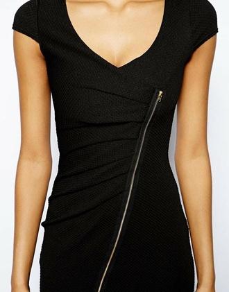 dress zipper dress