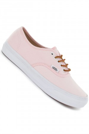 Vans Authentic Slim Shoe girls (soft pink) buy at skatedeluxe dc618bbfb